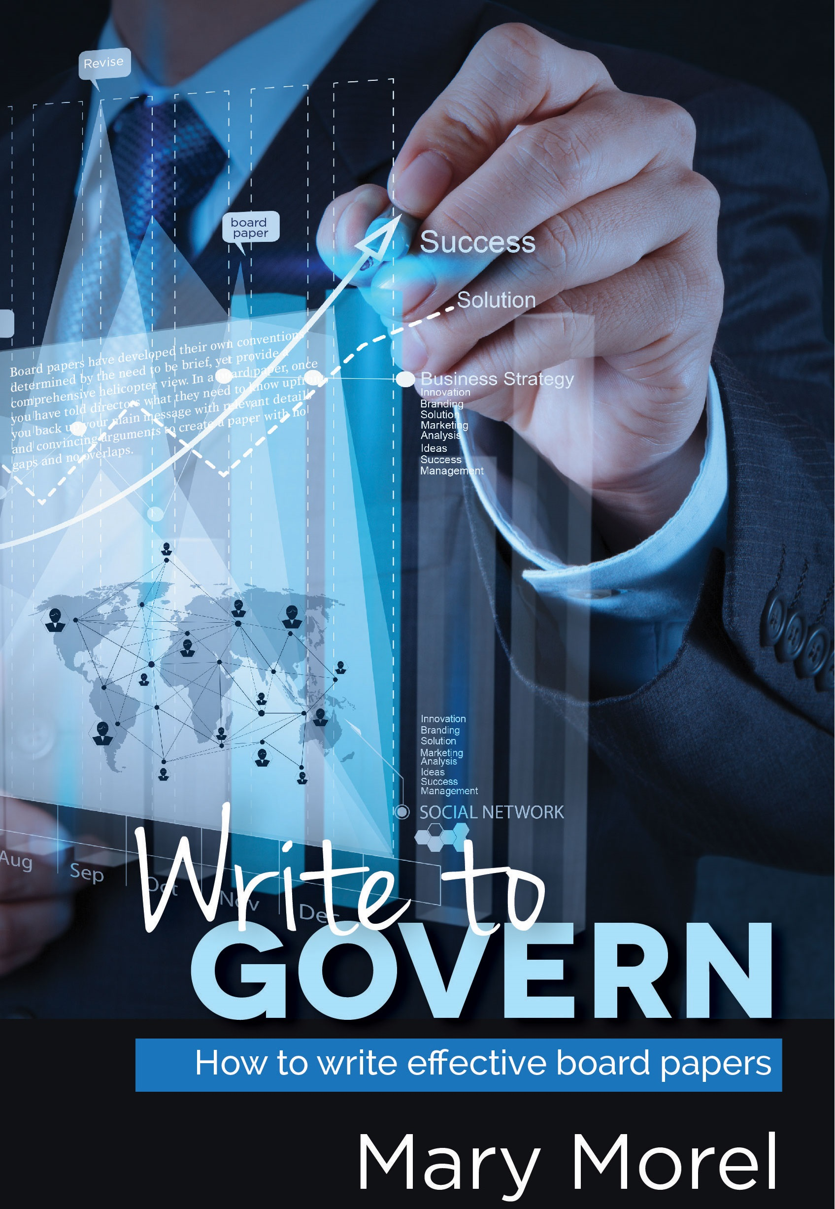 learn online how to write an effective board or committee write to govern cover final web