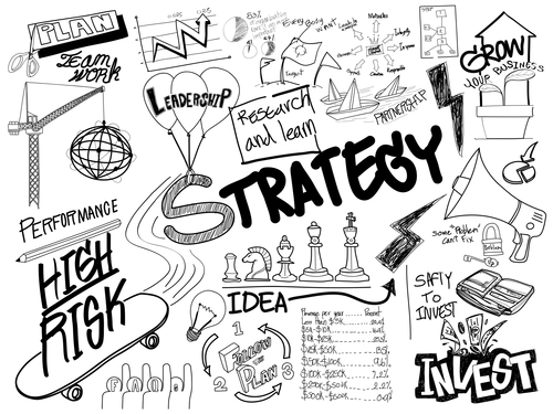 Linking to strategy in board papers